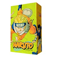 Naruto Box Set 1: Volumes 1-27 with Premium (Naruto Box Sets)