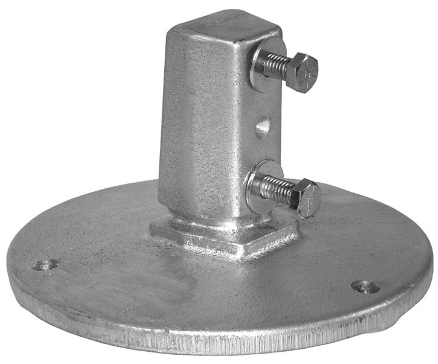 Designovations Inc. SU800S SNAP'n SAFE Surface Mount Breakaway U-Channel Sign Post Coupler for 2#, 3#, 4# Sign Post Size