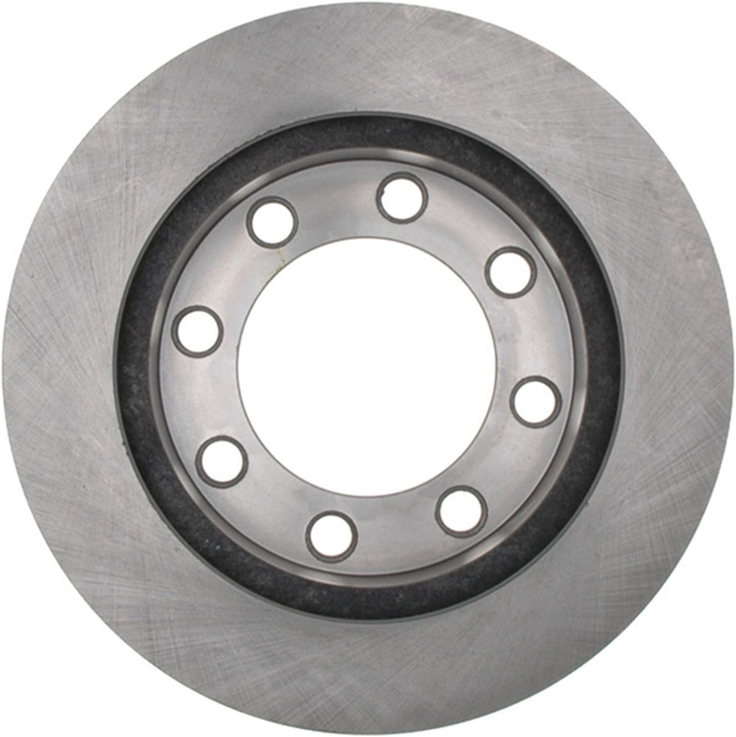 ACDelco 18A103A Advantage Non-Coated Front Disc Brake Rotor