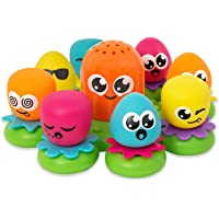 TOMY Bath Octopals, Multicolour
