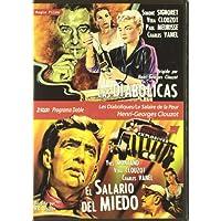 Programa Doble Henri+Georges Clouzot (Las Diabólicas + El Salario Del Miedo) [DVD]