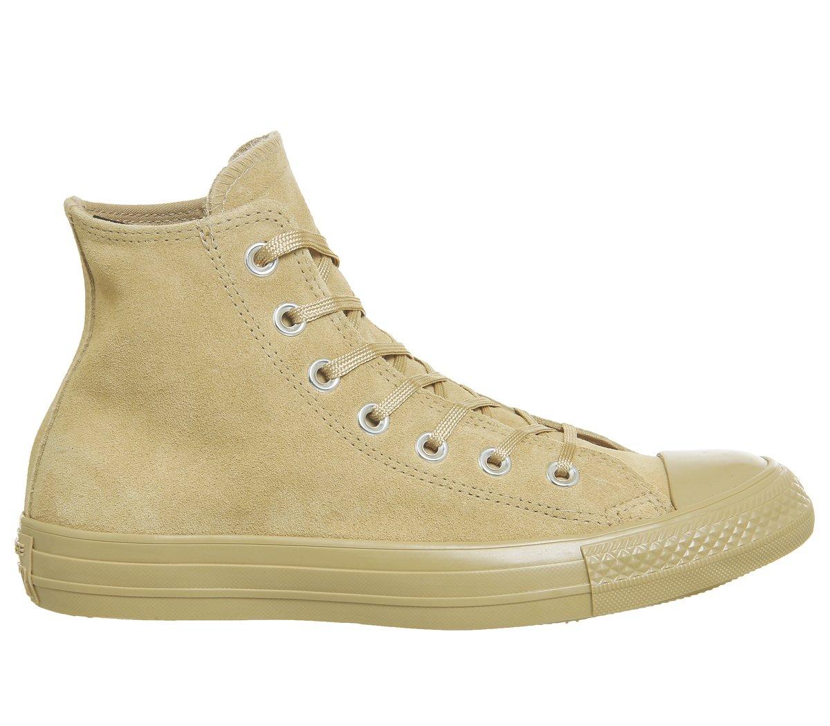 Converse AS Hi Can charcoal 1J793 Unisex-Erwachsene Sneaker  36.5 EU Braun Beige