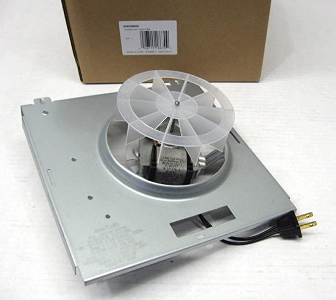 Bath Fan Motor Plate Assembly For Broan Nutone 0503B000 50CFM 763RL 763RLN