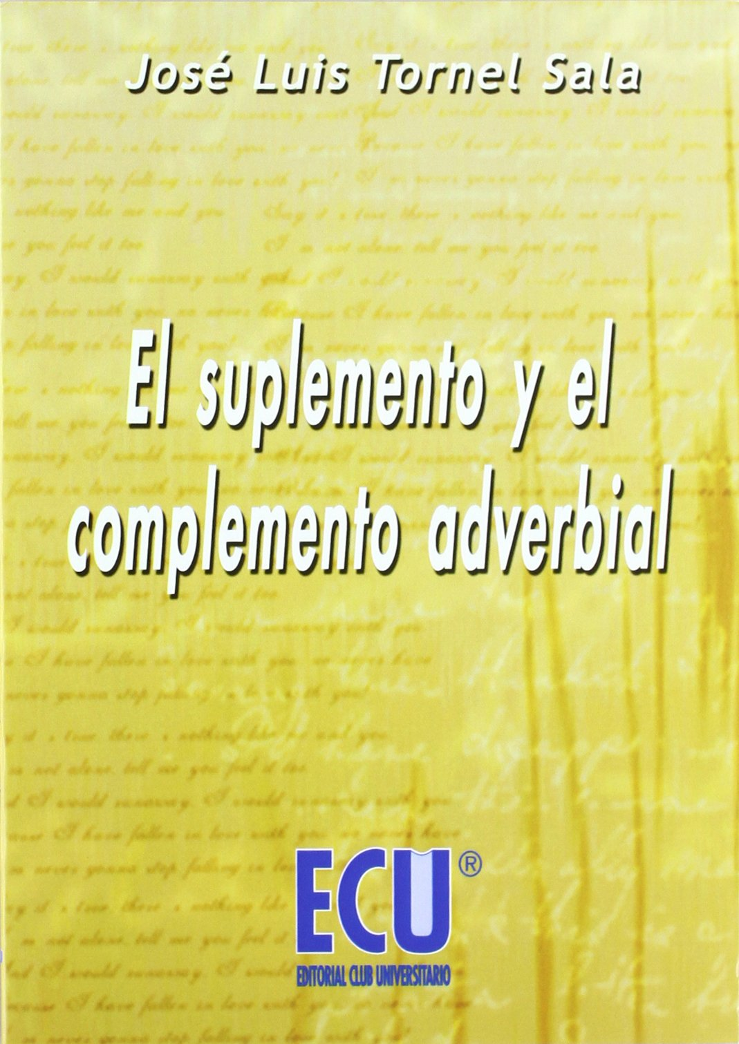 Download El suplemento y el complemento adverbial  PDF