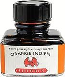 J.Herbin 13057T - Tinta para pluma (30 ml), color naranja