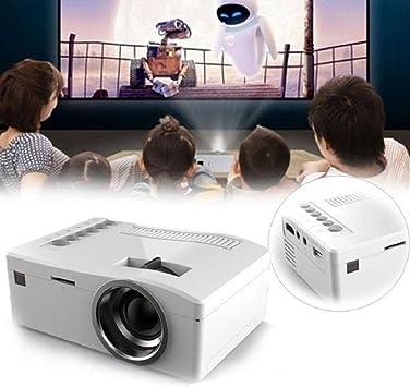 Tongshi 1080P HD LED Multimedia Home Centro de Cine VGA de TV USB ...