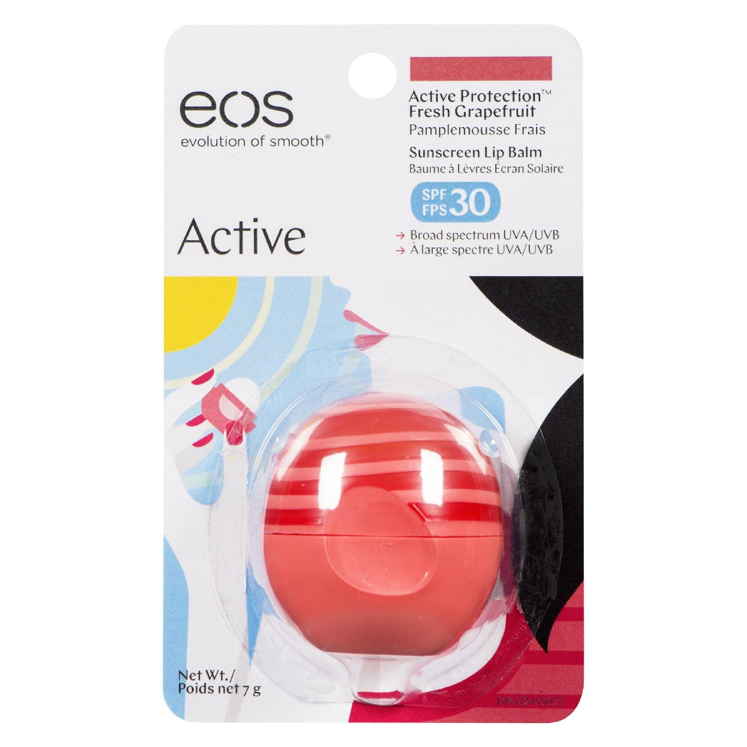 eos Medicating Cooling Chamomile Lip Balm With Menthol, 7g, Pack of 1 ANB Canada
