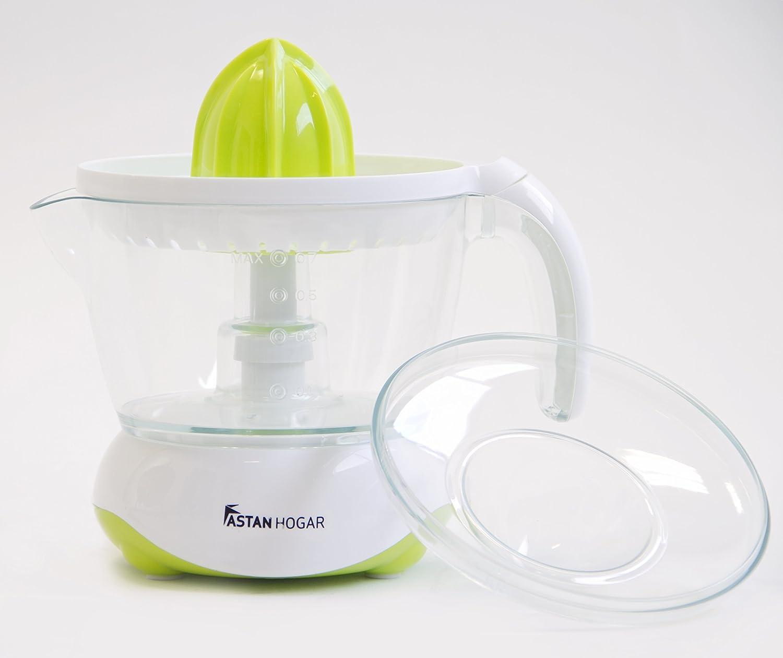 Funciona con Pulsación de Prensa. Potencia 40W. Capacidad de La Jarra 0.7 L. Libre de BPA. Incluye Cubierta de Protección y Bandeja ...