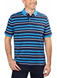 TOMMY HILFIGER Men's Interlock Polo Short Sleeve Shirt