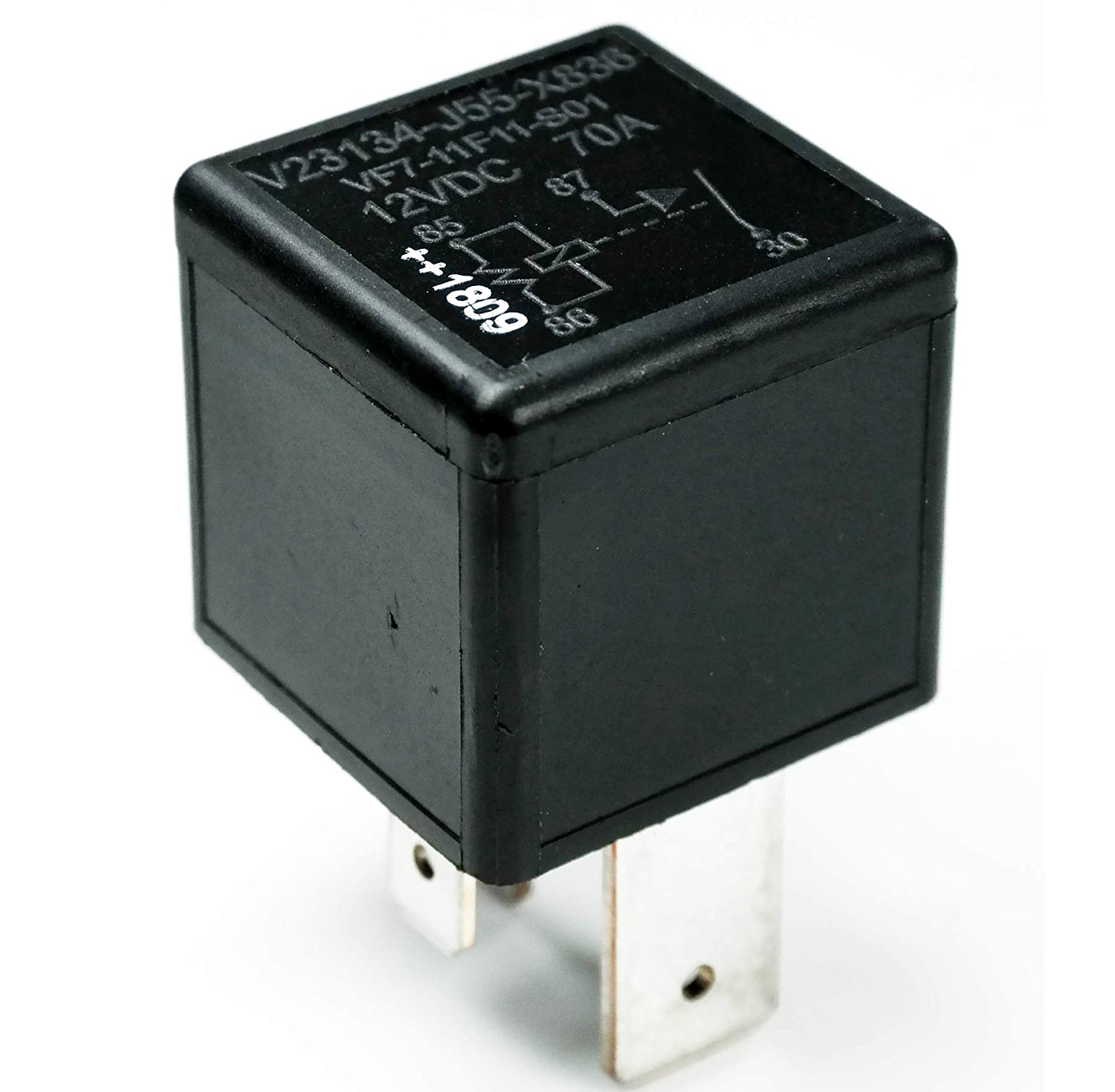 4-1393306-6 TE Connectivity//Tyco VF7-11F11-S01 Automotive Relay 12V 70 AMP Plug-in