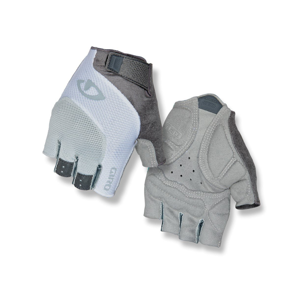 Giro Tessa Gel Glove - Women's Grey/White, S