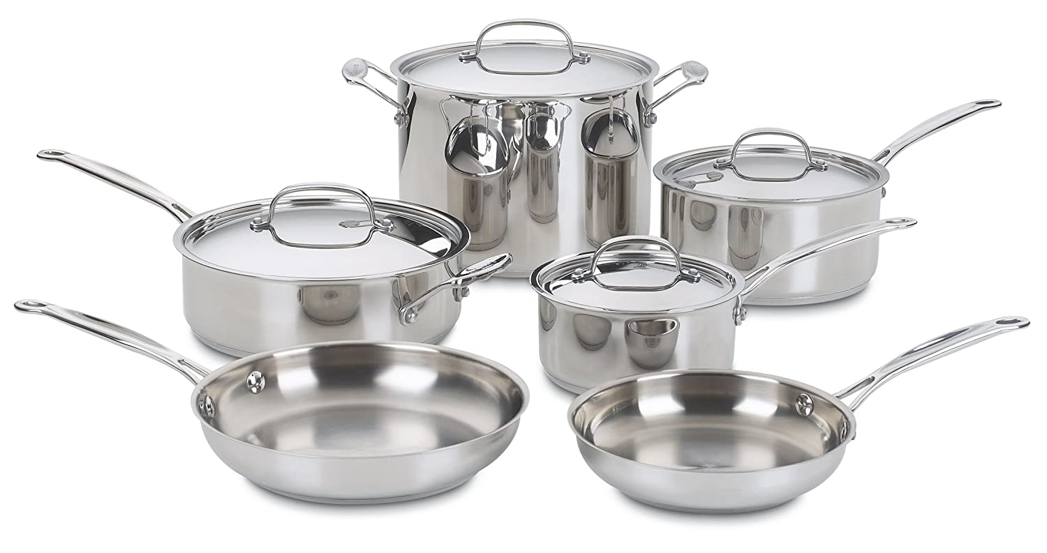 Top 5 Best Stainless Steel Cookware (2020 Reviews & Buying Guide) 1