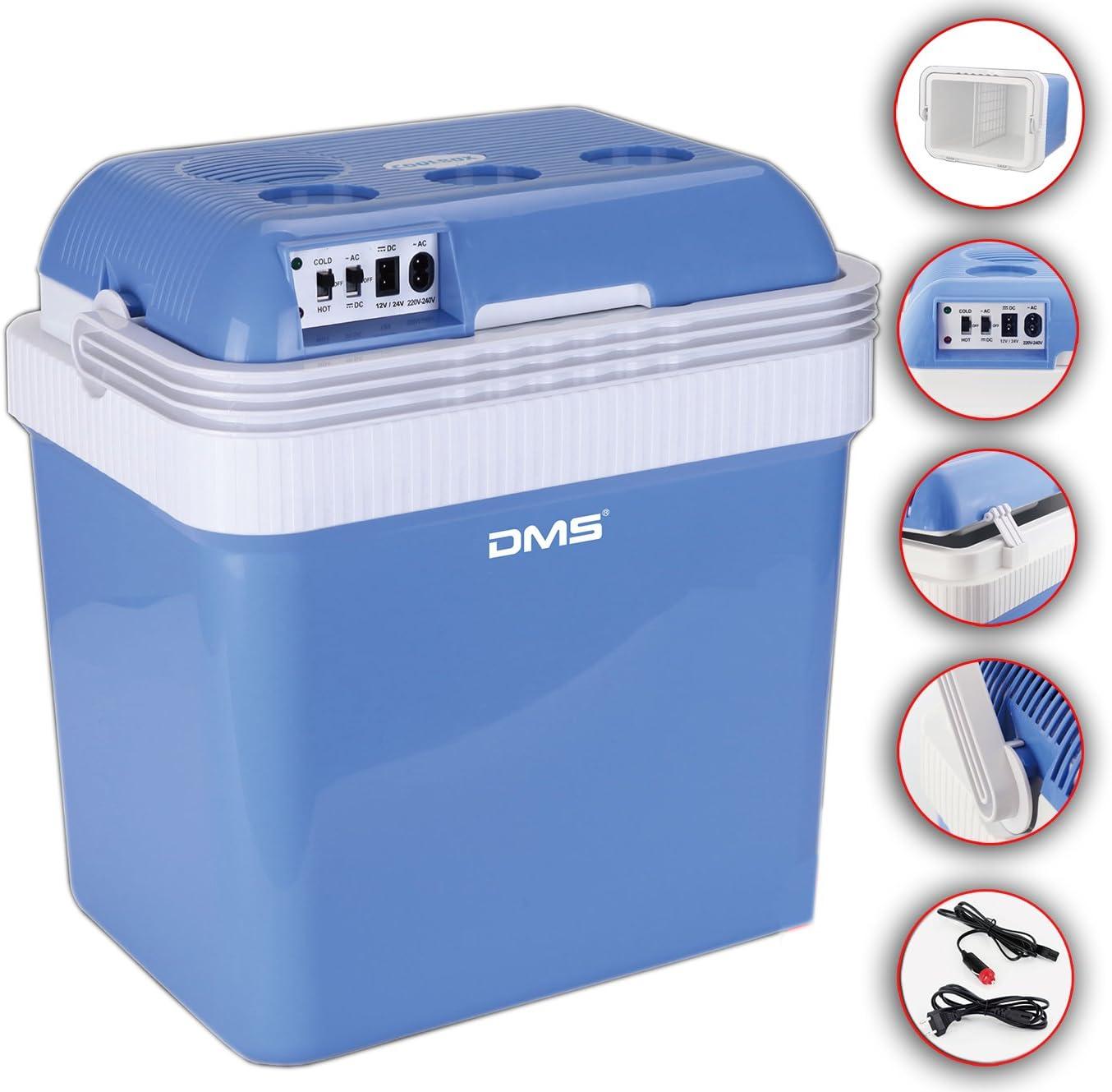 12-24V DMS/® Borsa termica da 25 litri per auto e camion