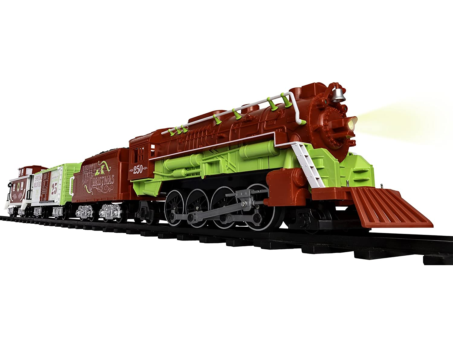 Lionel Christmas Ready to Play Train Set 37 Piece