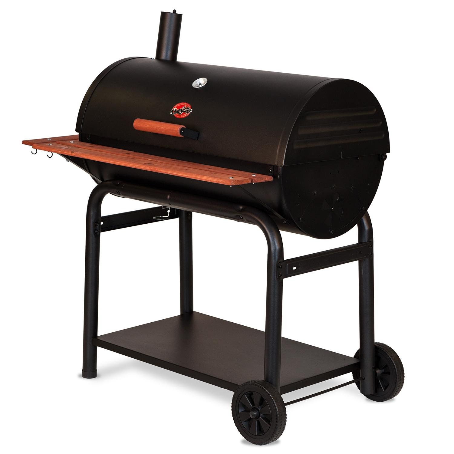 amazon com char griller 2137 outlaw 1063 square inch charcoal