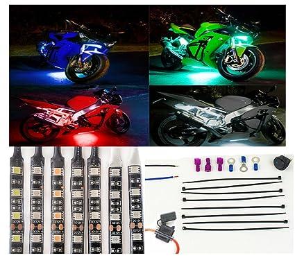 Led Lights For Motorcycle >> Images Na Ssl Images Amazon Com Images I 719cstcnl