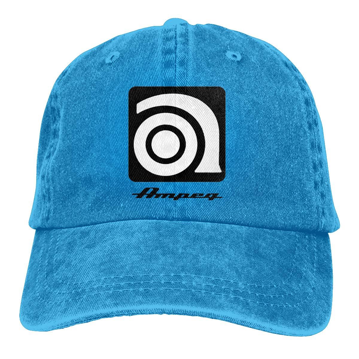 Ampeg Amp Adjustable Denim Hats