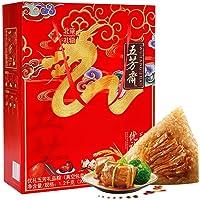嘉兴五芳斋 端午粽子优礼五芳1200g(6种口味12枚粽子)粽子礼盒 端午送礼团购礼品