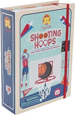 TIGER TRIBE TT-3750901 - Juego de baloncesto de mesa: Amazon.es: Juguetes y juegos