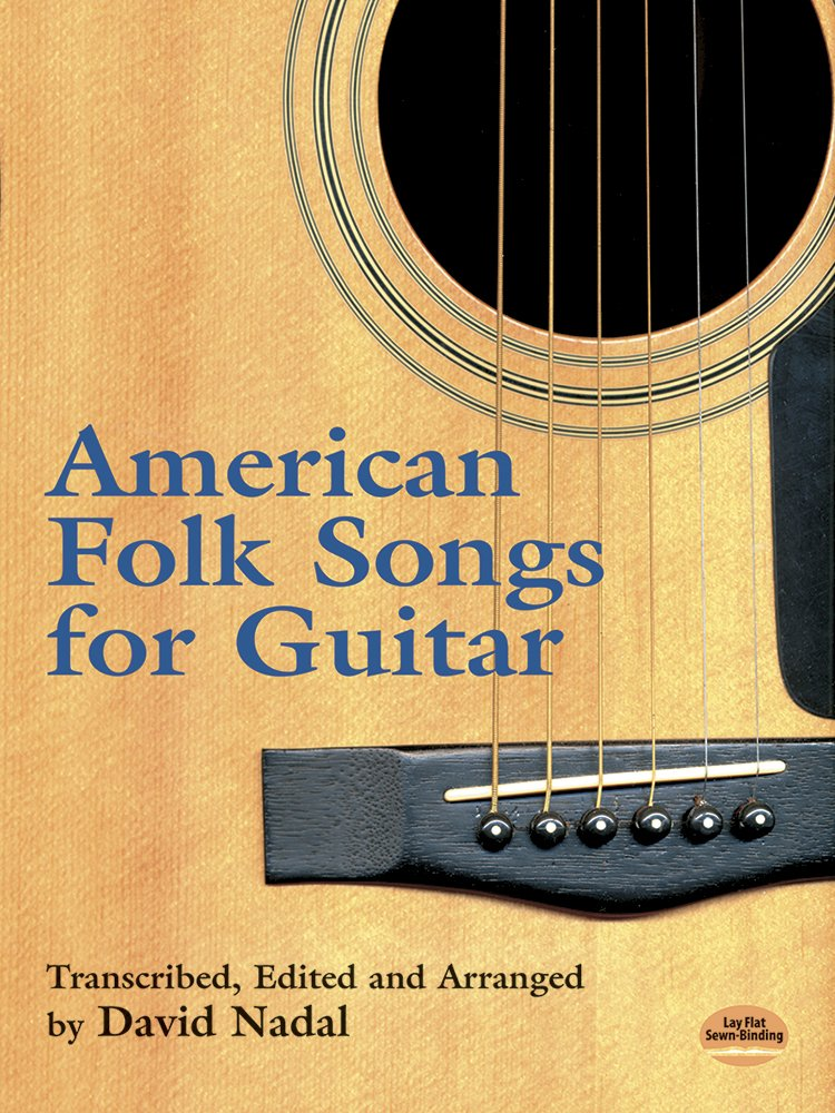 american-folk-songs-for-guitar-dover-song-collections