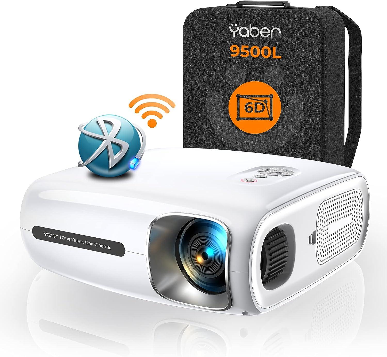 YABER Pro V7 Projector 9500L