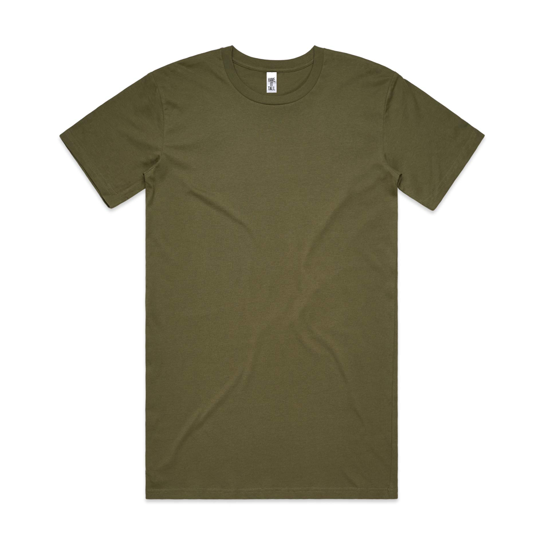 Have It Tall Men's Extra Long T Shirt