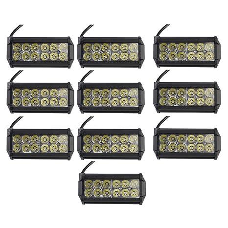 Lámpara con sensor de movimientos, Kingland 18W/36W/72W/126W/234W