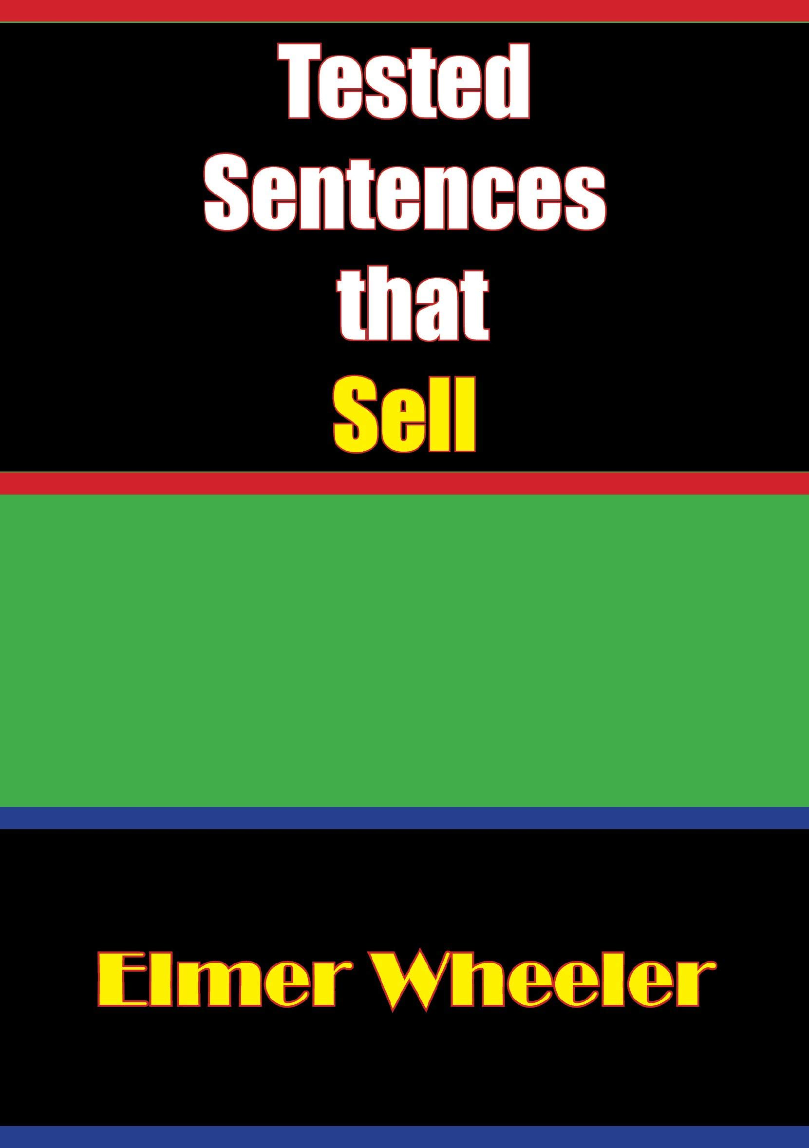 Tested Sentences That Sell  English Edition