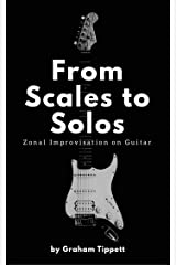 From Scales to Solos: Zonal Improvisation on Guitar