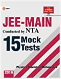NTA (National Testing Agency) IIT JEE Mains - 15 Mock Tests