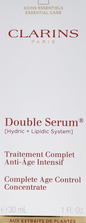 Clarins Complete Age Control Double Serum, 30 ml (1 oz.) U-SC-2417 CLA109110_-30ML