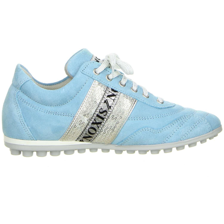 cheaper 1ecdd 6eaa4 NOXIS 56-0C071 Celest/Arg, Scarpe da Basket donna, Blu (blu ...