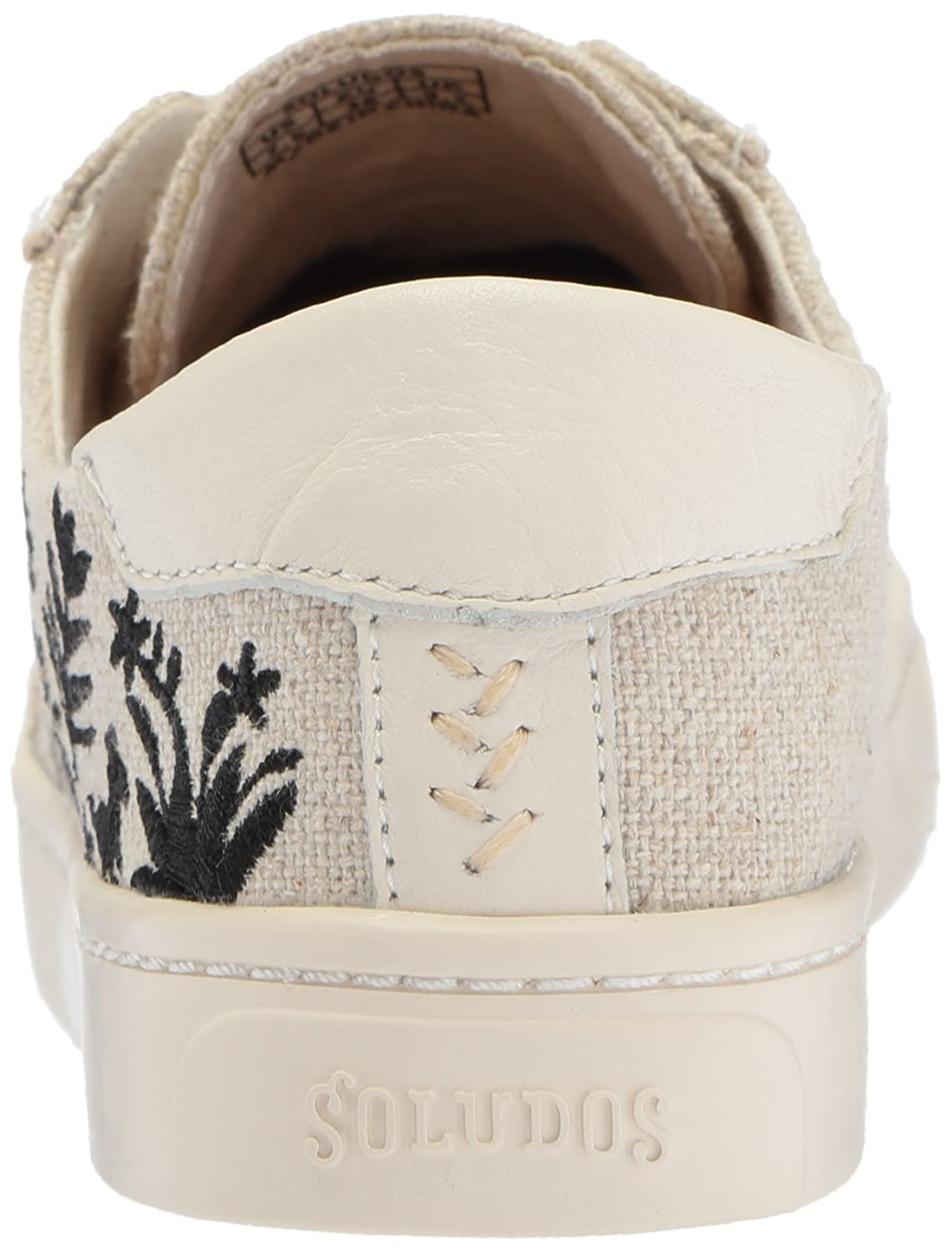 Soludos Womens OTOMI LACE UP Sneaker