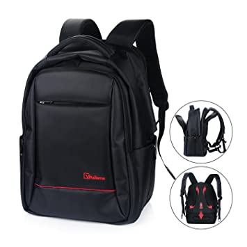 Amazon.com: Laptop Backpack - Vitalismo Anti-theft Water Resistant ...