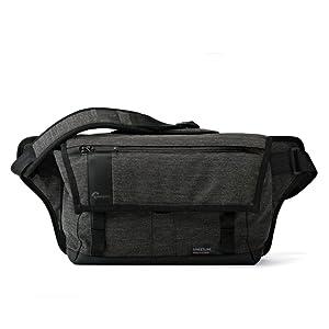 Lowepro Streetline SL 140 Camera Messenger Bag Cloths at amazon