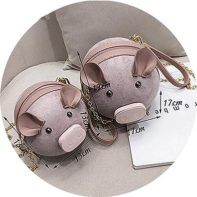 Amazon.com: Moda coreana de ante para mujer, bolsa pequeña ...