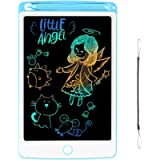 NOBES LCD Writing Tablet, 8.5-Inch Drawing Tablet Kids Tablets Doodle Board, Colorful Drawing Board Gifts for Kids and…