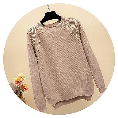 308103294c783 Surprise S Pullovers Women Fashion 2019 Winter Long Sleeve Warm ...