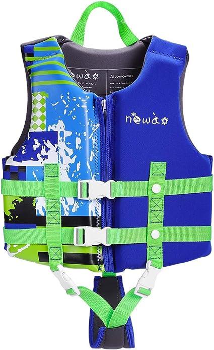 Children Kids Swimming Floating Swim Aid Vest Buoyancy Safety Life Jacket LOT