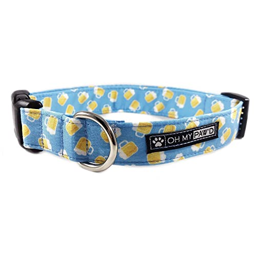 Beer Dog Collar/Cat Collar for Pets Size Extra Small 5/8