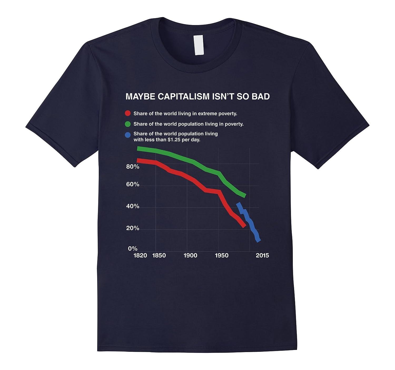 Maybe Capitalism Isn't So Bad T-Shirt-FL