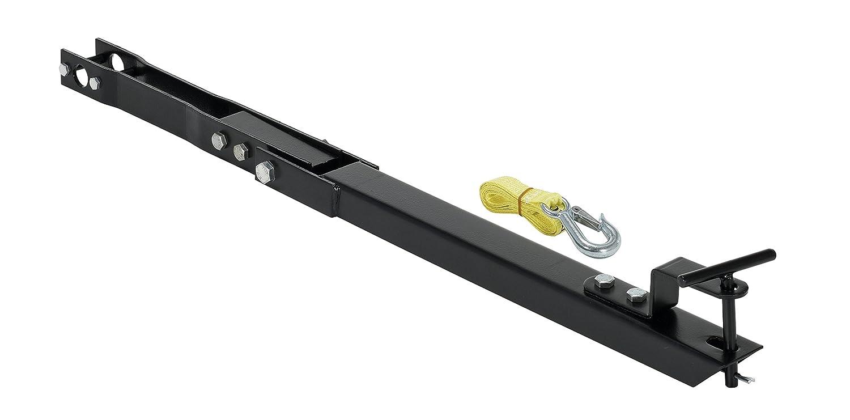 Vestil ALL-TTB Optional Tow bar Package, 45-1/4 Length x 4-1/2 Width x 4-15/16 Depth by Vestil  B000R8LTVY