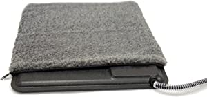 K&H Manufacturing 16.5 by 22.5-Inch Deluxe Lectro-Kennel Heated Pad Cover, Medium