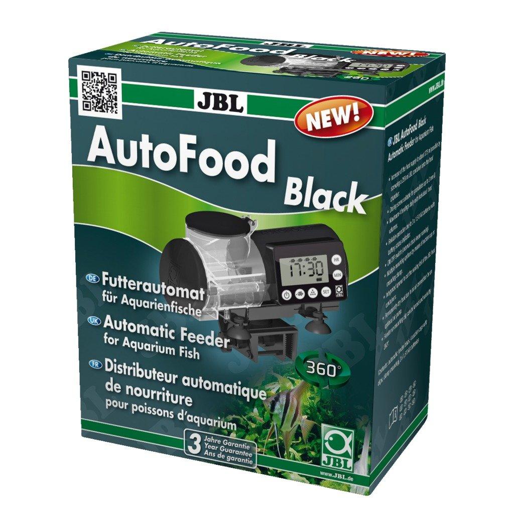 JBL Autofood - Alimentador automático para Peces, Color Negro: Amazon.es: Productos para mascotas