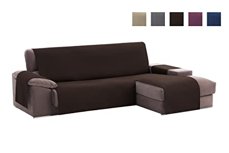 Textil Home Adele Chaise Longue Sofa Cover Protector For Right Arm