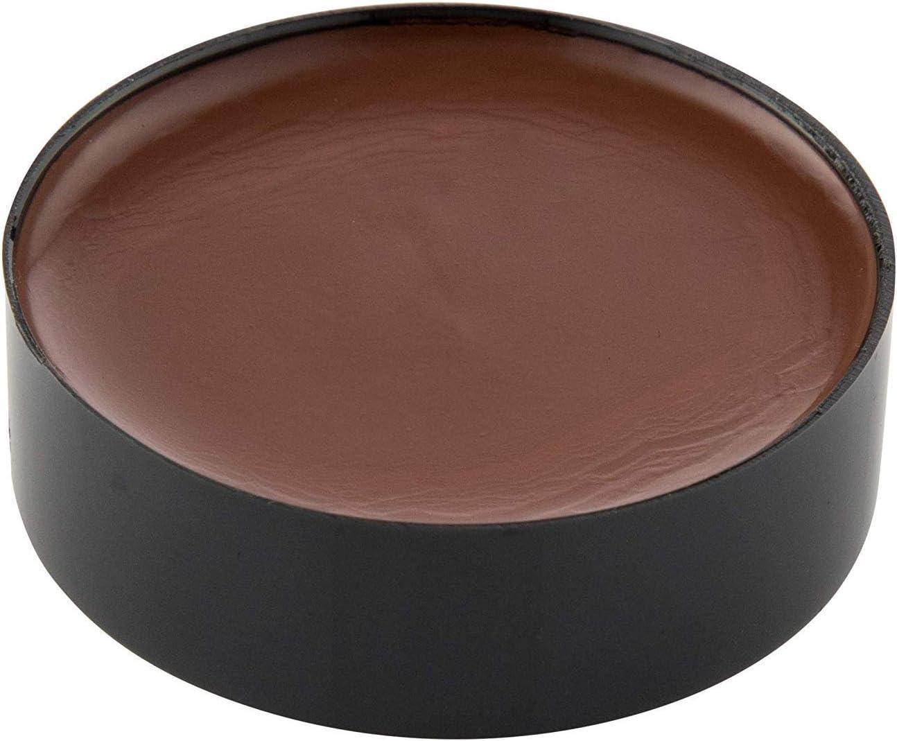 Mehron Makeup Color Cups (.5 oz) (Wolfman Brown)