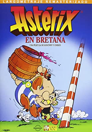 Astérix en Bretaña [DVD]: Amazon.es: Pino Van Lamsweerde: Cine y Series TV