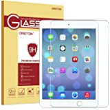 iPad mini 3/2/1 Schutzfolie , OMOTON Panzerglas Schutzfolie mit [2.5Dabgerundete Kanten ] [9H H?rte] [Kristall-klar [kratzfest] [Luftbl?schen-frei] ¡ ¡