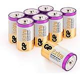 Batterie D - Confezione da 8 - GP Batteries - Eccellente durata - LR20-13A - 1.5V - MN1300