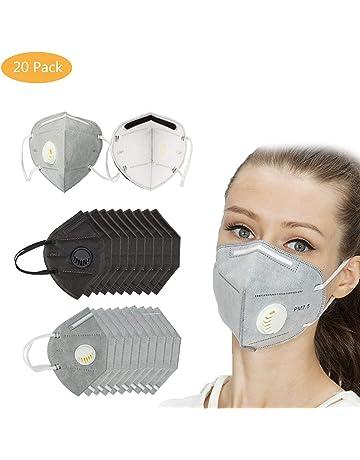 masque respiratoire jetable rose